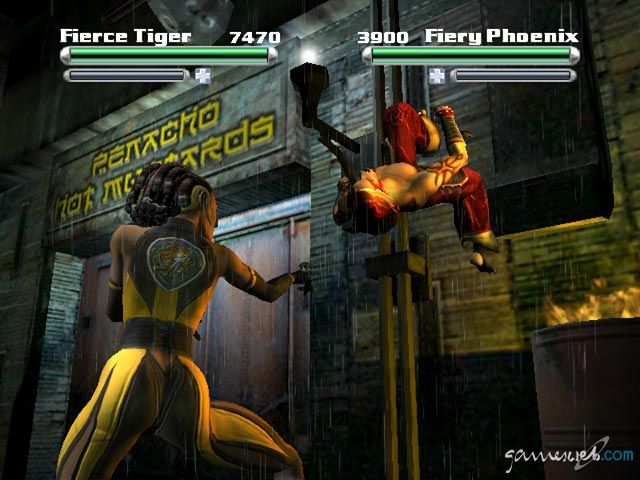Tao Feng: Fist of the Lotus  Archiv - Screenshots - Bild 3