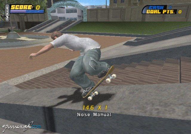Tony Hawk's Pro Skater 4  Archiv - Screenshots - Bild 6