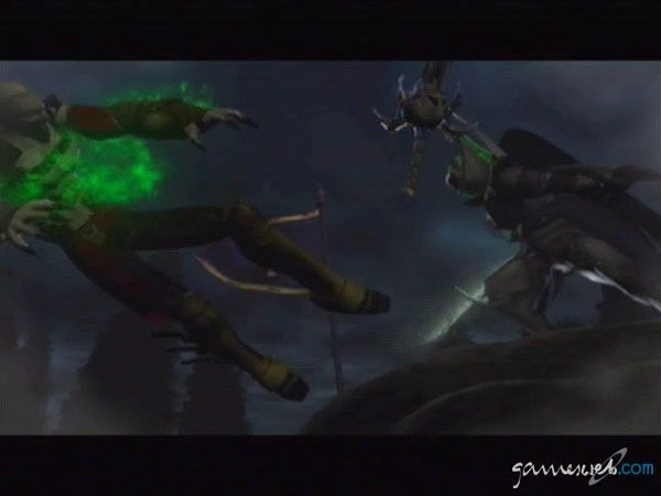 Legacy of Kain: Blood Omen 2 - Screenshots - Bild 2