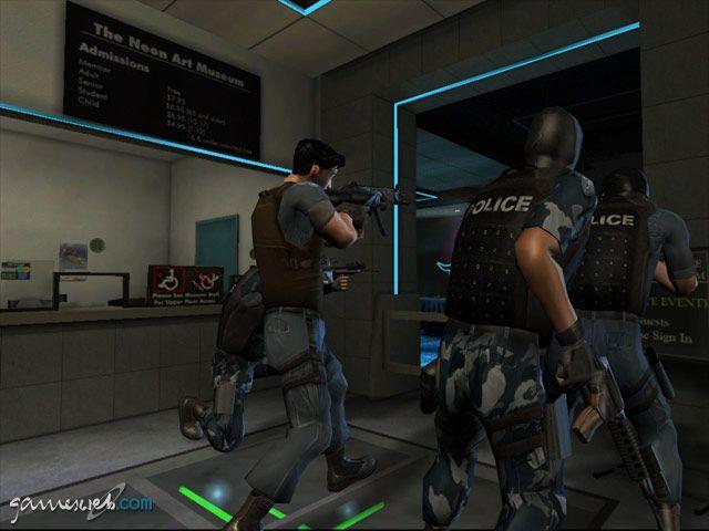 SWAT: Urban Justice  Archiv - Screenshots - Bild 9