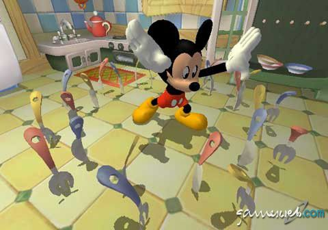 Magical Mirror Starring Mickey Mouse  Archiv - Screenshots - Bild 13