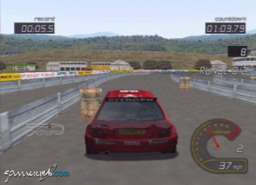 Pro Rally 2002 - Screenshots - Bild 12