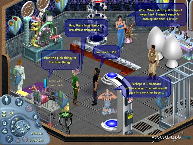 Sims Online  Archiv - Screenshots - Bild 6