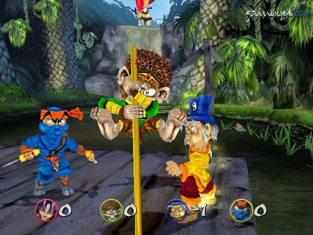 Kung Fu Chaos  Archiv - Screenshots - Bild 3