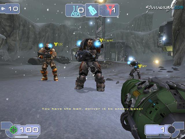 Unreal Tournament 2003  Archiv - Screenshots - Bild 13