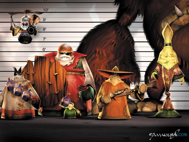 Rayman 3: Hoodlum Havoc  Archiv - Screenshots - Bild 85