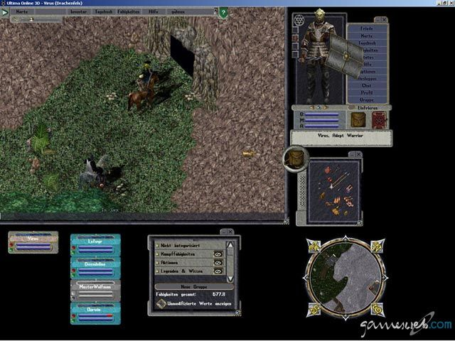Ultima Online: Lord Blackthorn's Revenge - Screenshots - Bild 8
