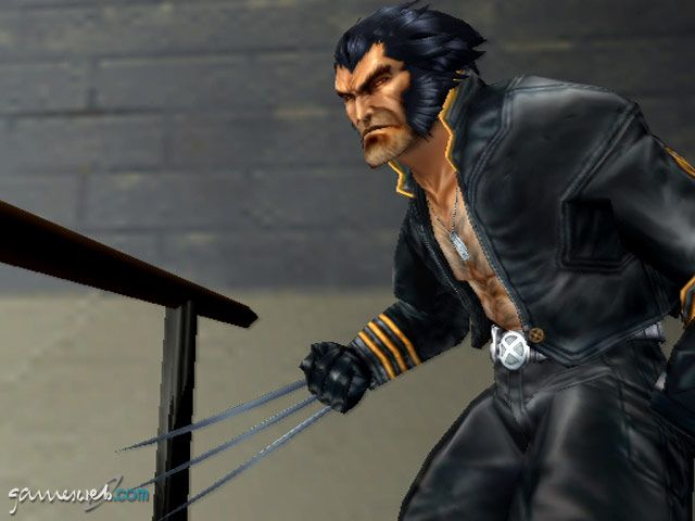 X-Men: Wolverine's Revenge  Archiv - Screenshots - Bild 21