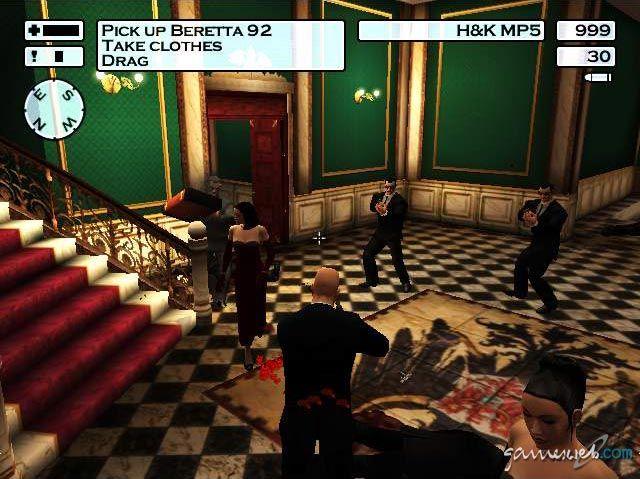 Hitman 2: Silent Assassin  Archiv - Screenshots - Bild 20