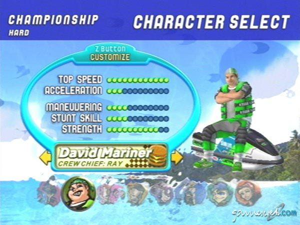 Wave Race Blue Storm - Screenshots - Bild 8