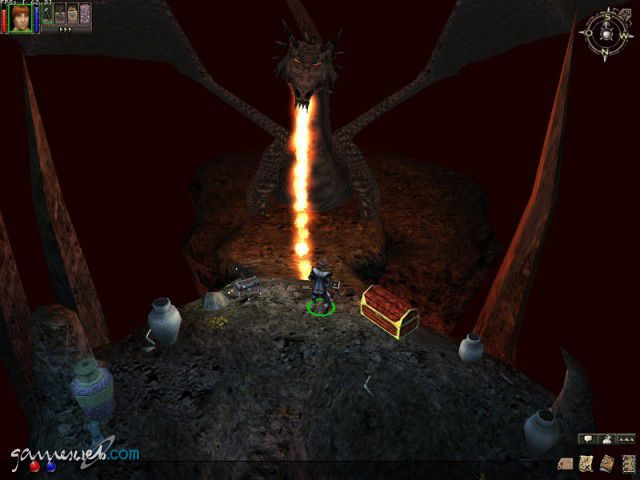 Dungeon Siege - Screenshots - Bild 9