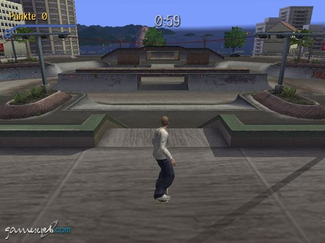 Tony Hawk's Pro Skater 3  Archiv - Screenshots - Bild 16