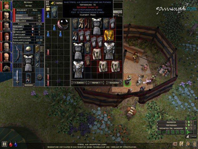 Dungeon Siege - Screenshots - Bild 7