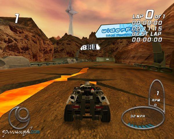 Drome Racers  Archiv - Screenshots - Bild 6