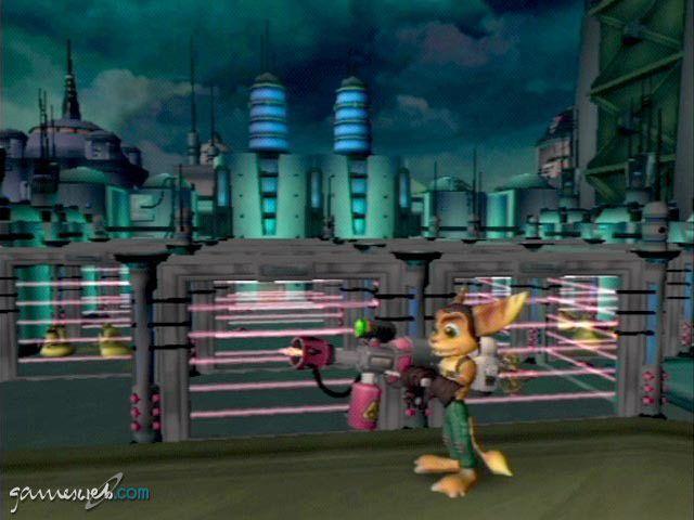Ratchet & Clank  Archiv - Screenshots - Bild 31