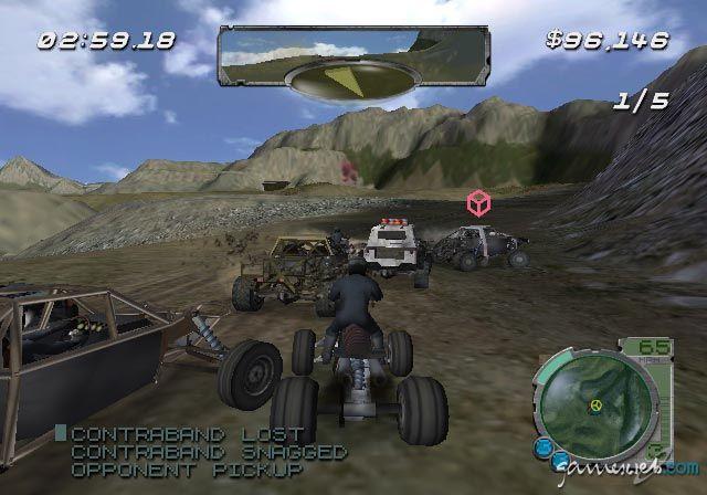 Smuggler's Run: Warzones  Archiv - Screenshots - Bild 5