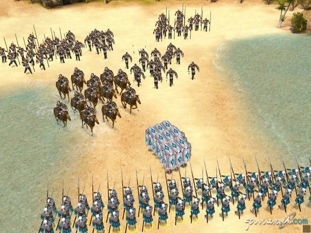 Praetorians  Archiv - Screenshots - Bild 7