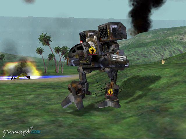 MechWarrior 4: Mercenaries  Archiv - Screenshots - Bild 11
