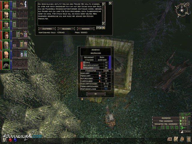Dungeon Siege - Screenshots - Bild 8