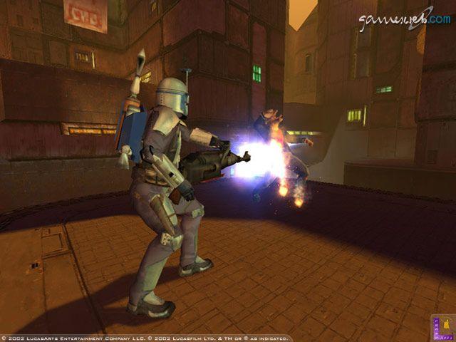 Star Wars Bounty Hunter  Archiv - Screenshots - Bild 44