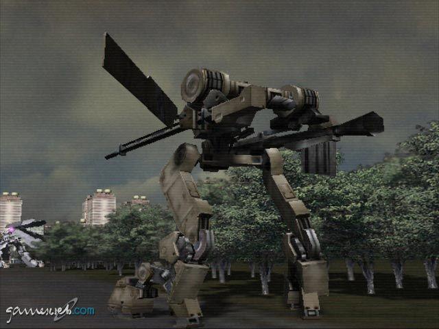 Steel Battalion  Archiv - Screenshots - Bild 19