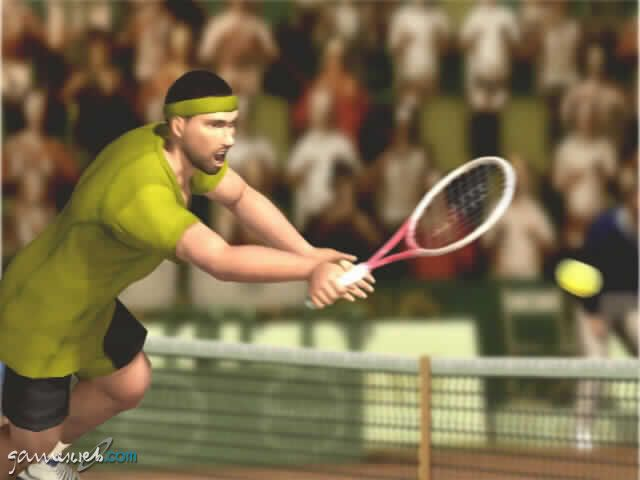 Smash Court Pro Tournament  Archiv - Screenshots - Bild 7