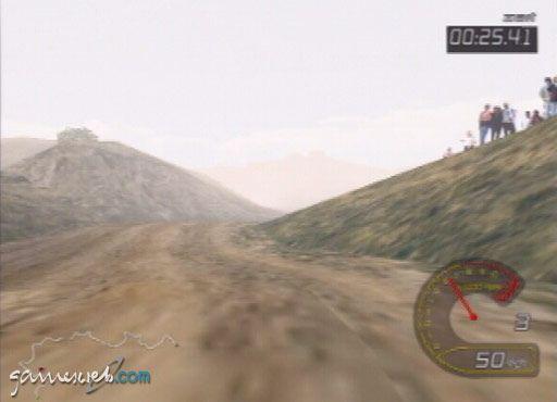 Pro Rally 2002 - Screenshots - Bild 11
