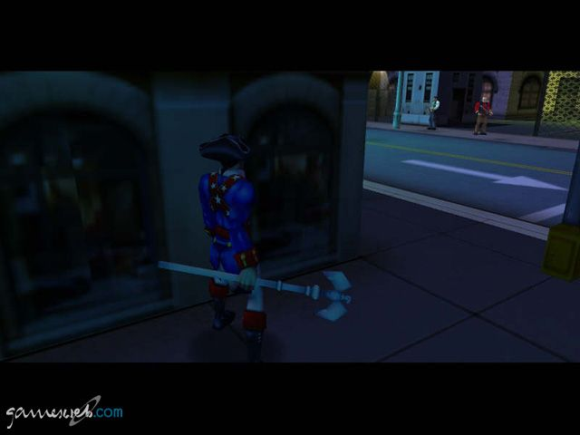 Freedom Force - Screenshots - Bild 14