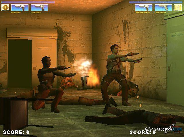 Twin Caliber  Archiv - Screenshots - Bild 8