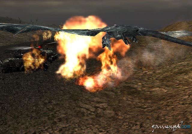 Reign of Fire  Archiv - Screenshots - Bild 6