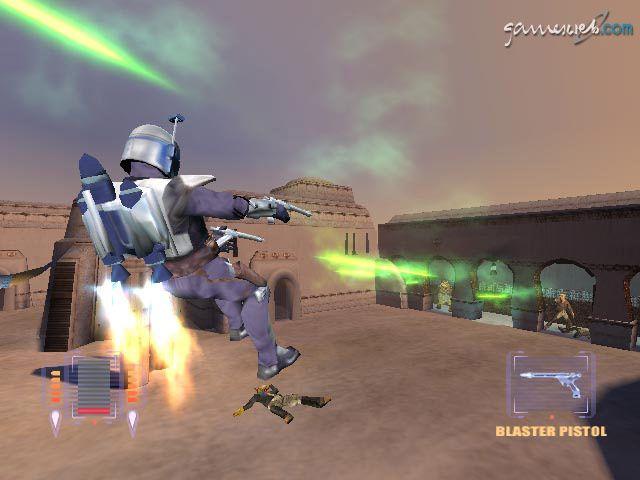 Star Wars Bounty Hunter  Archiv - Screenshots - Bild 34