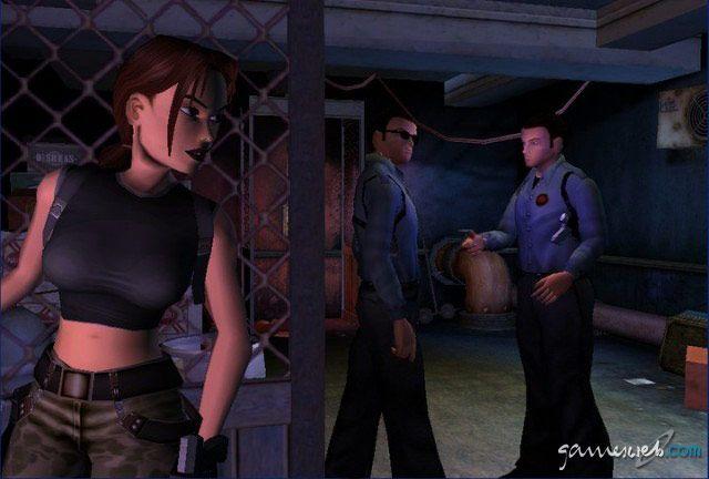 Tomb Raider: The Angel of Darkness  Archiv - Screenshots - Bild 7
