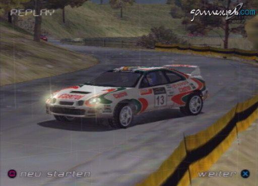 Pro Rally 2002 - Screenshots - Bild 5