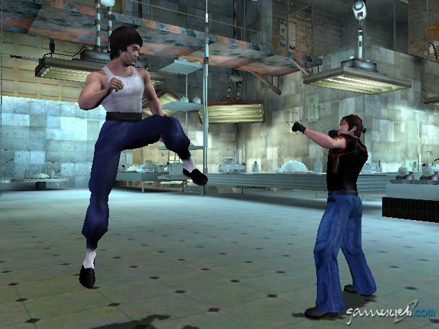 Bruce Lee: Quest of the Dragon  Archiv - Screenshots - Bild 4