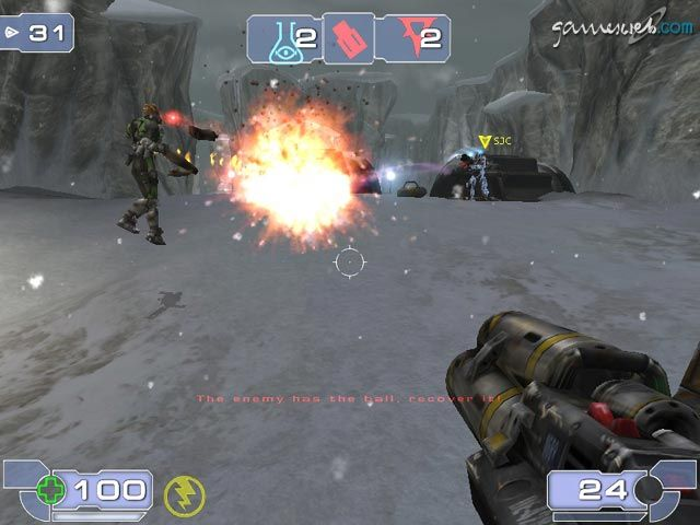 Unreal Tournament 2003  Archiv - Screenshots - Bild 17