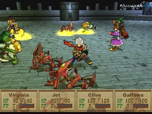 Wild Arms 3  Archiv - Screenshots - Bild 18