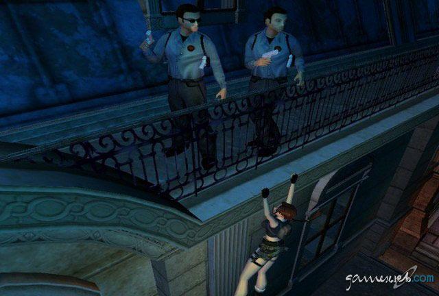 Tomb Raider: The Angel of Darkness  Archiv - Screenshots - Bild 10