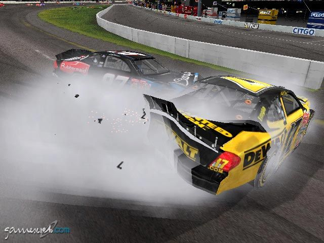 NASCAR Thunder 2003  Archiv - Screenshots - Bild 6