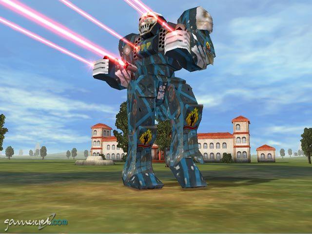 MechWarrior 4: Mercenaries  Archiv - Screenshots - Bild 3