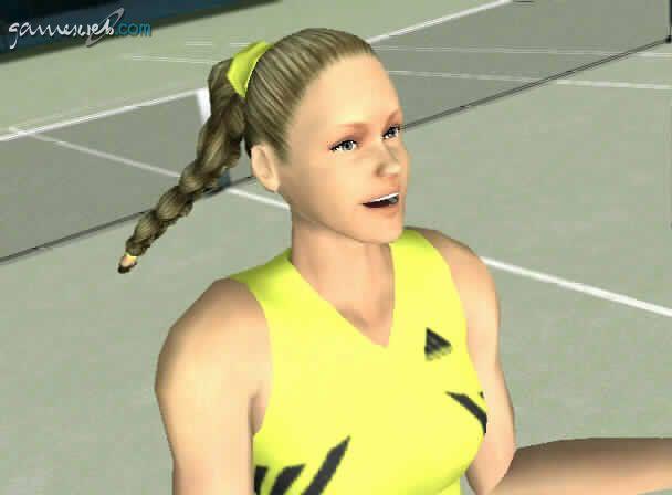 Smash Court Pro Tournament  Archiv - Screenshots - Bild 6
