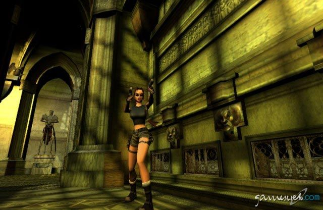 Tomb Raider: The Angel of Darkness  Archiv - Screenshots - Bild 6