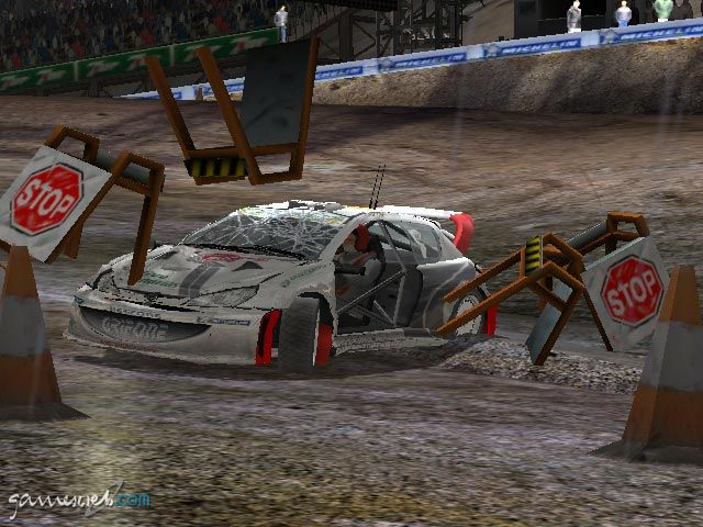 Rally Fusion: Race of Champions  Archiv - Screenshots - Bild 7