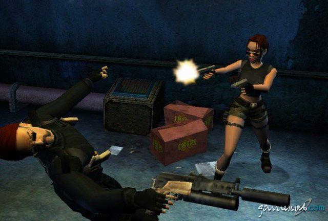 Tomb Raider: The Angel of Darkness  Archiv - Screenshots - Bild 4
