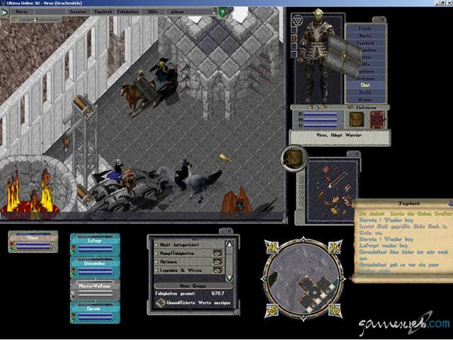 Ultima Online: Lord Blackthorn's Revenge - Screenshots - Bild 2