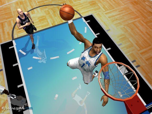NBA Starting Five  Archiv - Screenshots - Bild 5