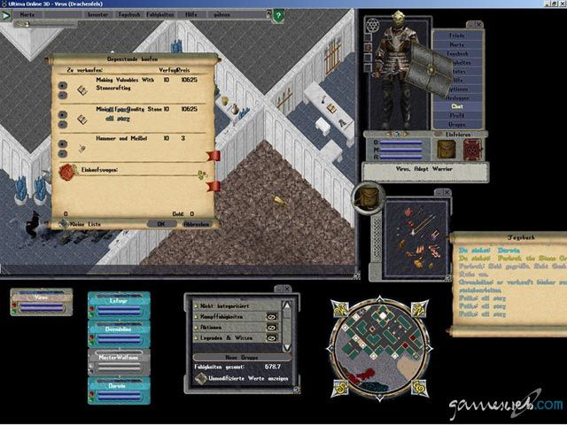 Ultima Online: Lord Blackthorn's Revenge - Screenshots - Bild 5