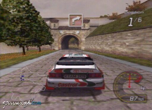 Pro Rally 2002 - Screenshots - Bild 18