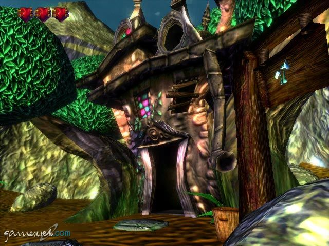 Malice: Kat's Tale  Archiv - Screenshots - Bild 12