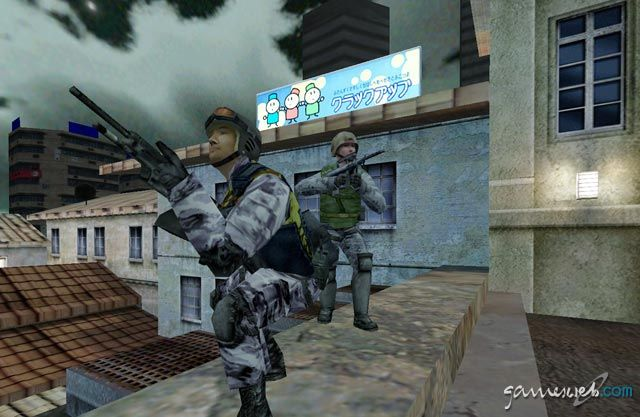 Counter-Strike: Condition Zero  Archiv - Screenshots - Bild 8