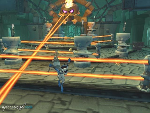 Sly Cooper and the Thievius Raccoonus  Archiv - Screenshots - Bild 23